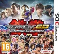 Tekken 3D: Prime Edition - 3DS