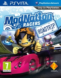 ModNation Racers : Road Trip - PS Vita