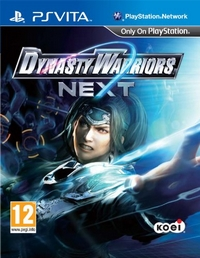 Dynasty Warriors Next - PS Vita