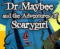 Dr. Maybee and the Adventures of Scarygirl - PSP
