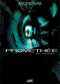 Prométhée : Le sarcophage #5 [2012]