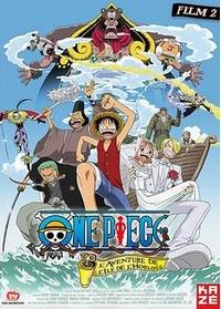 One Piece : L'aventure de l'île de l'horloge [#2 - 2011]
