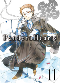 Pandora Hearts #11 [2012]