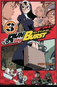 Run Day Burst [#3 - 2011]