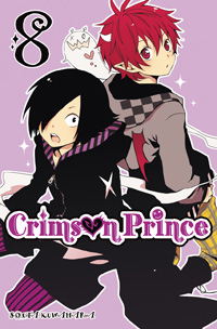 Crimson Prince [#8 - 2012]