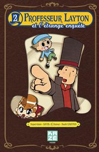 Le Professeur Layton et l'étrange enquête [#2 - 2012]
