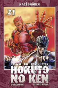 Ken le survivant : Hokuto no Ken, Fist of the north star #21 [2011]