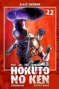 Ken le survivant : Hokuto no Ken, Fist of the north star [#22 - 2011]