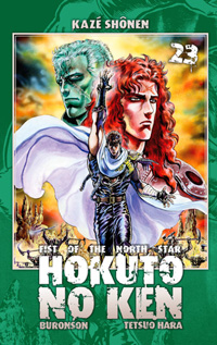 Ken le survivant : Hokuto no Ken, Fist of the north star #23 [2011]