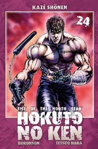 Ken le survivant : Hokuto no Ken, Fist of the north star #24 [2012]