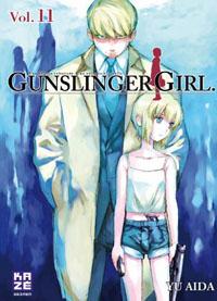 Gunslinger Girl #11 [2010]