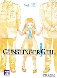 Gunslinger Girl #12 [2010]