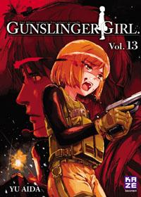 Gunslinger Girl #13 [2012]