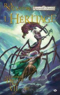 Les Royaumes oubliés : La Légende de Drizzt : L'héritage #7 [2011]