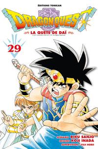 Dragon Quest - La quête de Daï [#29 - 2011]
