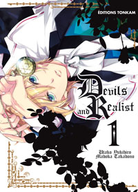 Devils and Realist #1 [2011]