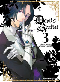 Devils and Realist [#3 - 2012]