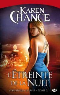 Cassandra Palmer : L'étreinte de la nuit [#3 - 2011]