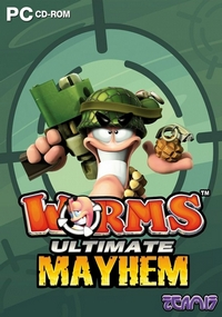 Worms Ultimate Mayhem - PSN