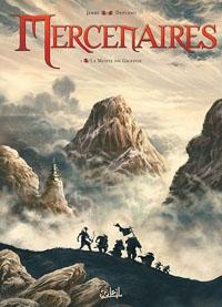 Mercenaires : La meute du griffon #1 [2012]