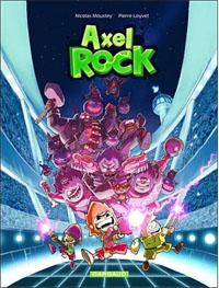 Axel Rock : Des stars dans les étoiles #1 [2012]