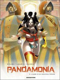 Pandamonia : L'aube d'un nouveau monde #2 [2012]