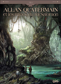 Allan Quatermain et les mines du roi Salomon  - En territoire hostile #2 [2012]