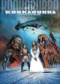 Kookaburra Universe: Casus belli : Terra Incognita #15 [2012]