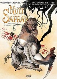 Troy / Lanfeust : Légendes de Troy, Nuit Safran t2: la vengeance d'Albumen #2 [2012]