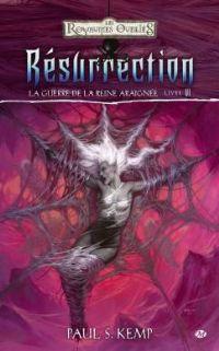 Les Royaumes oubliés : La Guerre de la Reine Araignée : Résurrection #6 [2010]