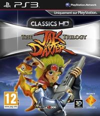 Jak & Daxter : Jak and Daxter Trilogy [2012]