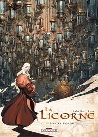 La Licorne : Le Jour du Baptême #4 [2012]