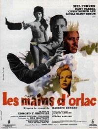 Les mains d'Orlac [1961]