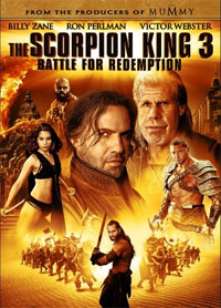 La momie : Le roi Scorpion 3: l'oeil des dieux [2012]