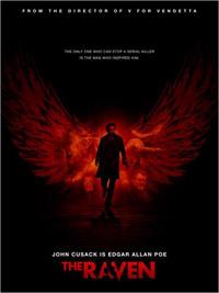 Le Corbeau : L'Ombre du mal [2012]