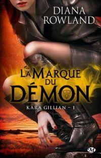 Kara Gillian : La marque du démon #1 [2012]
