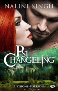 Psi Changeling : Visions torrides [#2 - 2011]