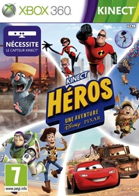 Kinect héros : Une aventure Disney-Pixar [2012]