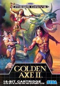 Golden Axe II #2 [1992]