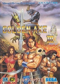 Golden Axe III #3 [1993]