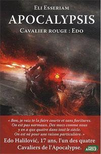 Apocalypsis : Cavalier rouge : Edo [#2 - 2012]