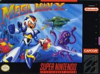 Mega Man X - Console Virtuelle