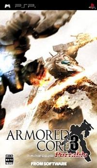Armored Core 3 Portable #3 [2010]