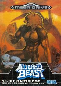 Altered Beast [1989]