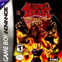 Altered Beast : Guardian of the Realms - GBA