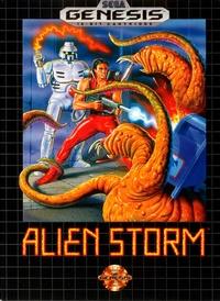 Alien Storm [1991]