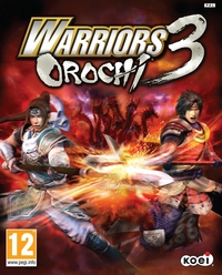 Warriors Orochi 3 [2012]