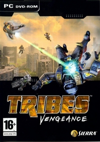 Metaltech : Tribes : Vengeance [#3 - 2004]