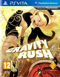 Gravity Rush #1 [2012]