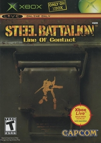 Steel Battalion : Line of Contact [2004]
